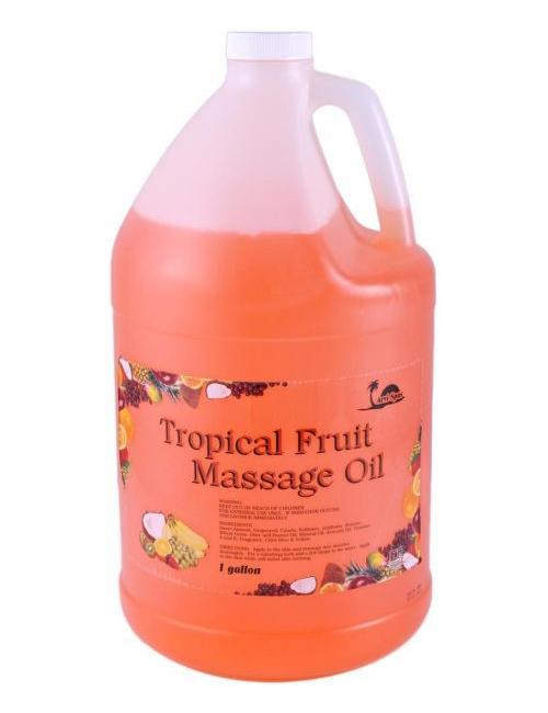 ArviSpar - Tropical Fruit Massage Oil - 4 Gal/Case