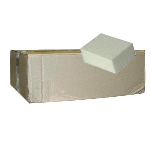 Small Buffer 2 Way White - 1,500 pcs/BOX (Grit:80/150)