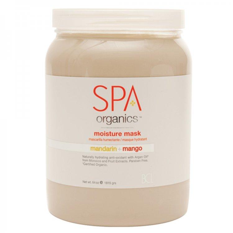 BCL SPA - Mandarin + Mango - Massage Cream - 1 Gal