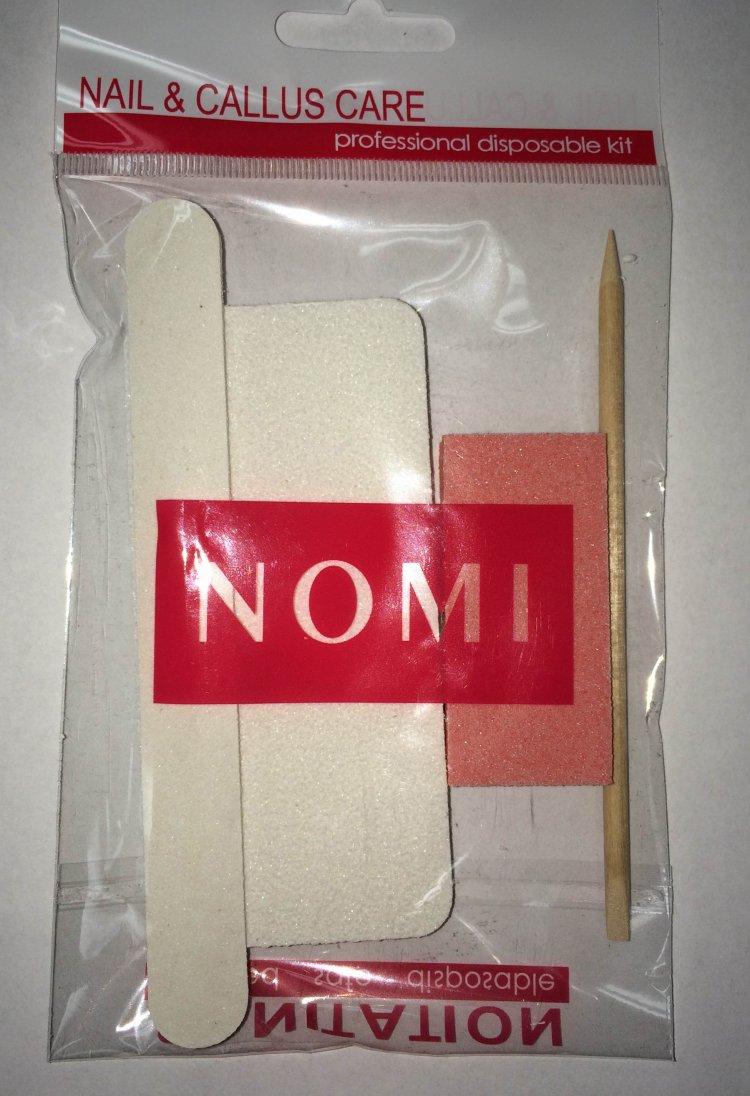 Apollo - Nail Filing Kit (1 pcs)