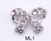 3D Metal Crystal AB (10 pcs) - ML-1