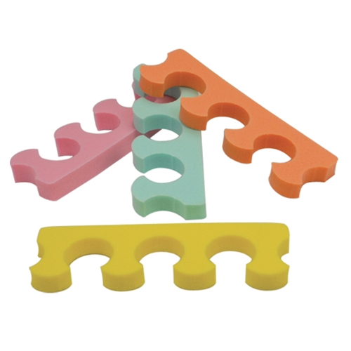 3 Holes EVA Toe Separators 1000 Pairs / Box