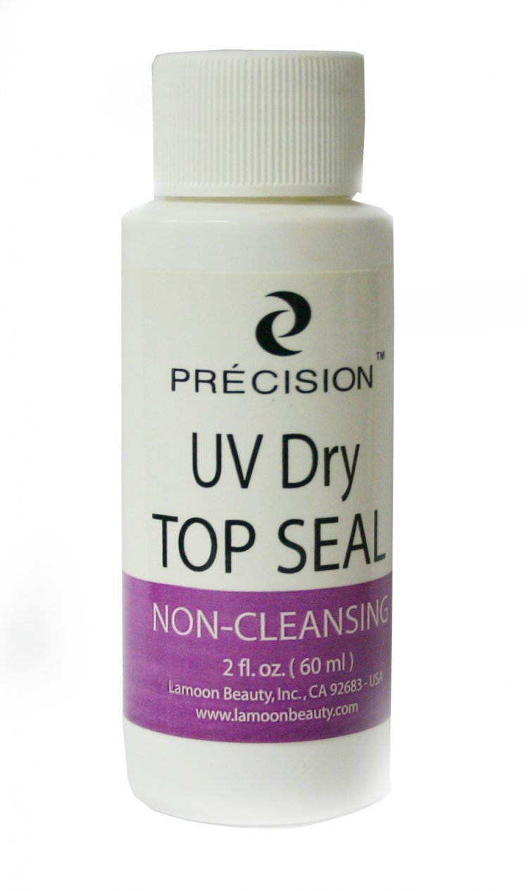 Precision Uv Dry Top Seal Non cleansing UV 2 oz