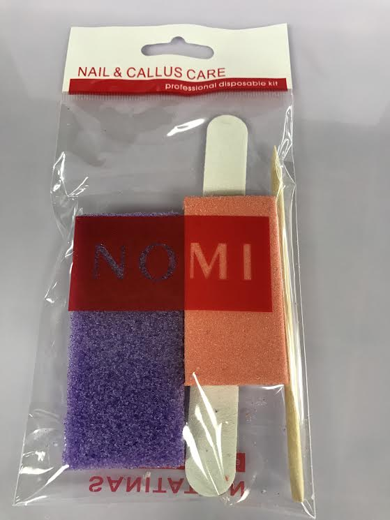 NOMI - Nail Filing Kit (200 pcs/ BOX)