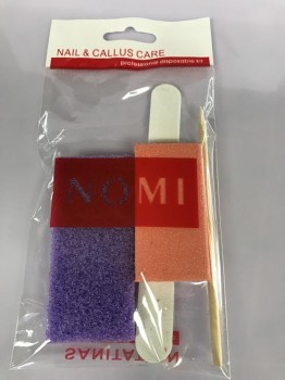 NOMI - Nail Filing Kit (1 pcs)