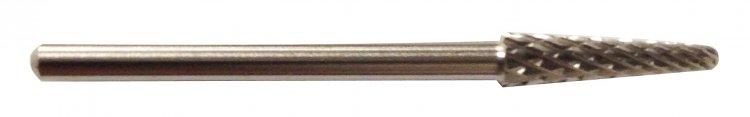 Nail Drill Carbide Underneath 3/32
