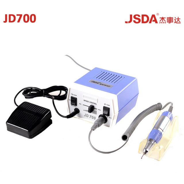 JSDA High Quality JD700 30000RPM Electric Nail Drill