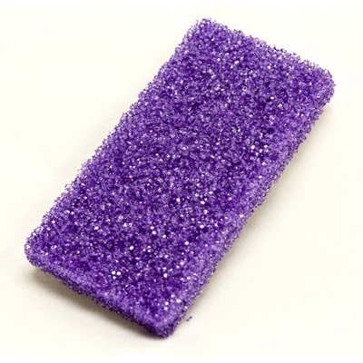 Disposable Buffing Pad ( Purple ) - 1600 pcs / BOX