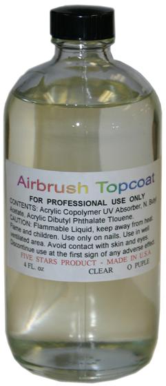Airbrush Topcoat 32oz
