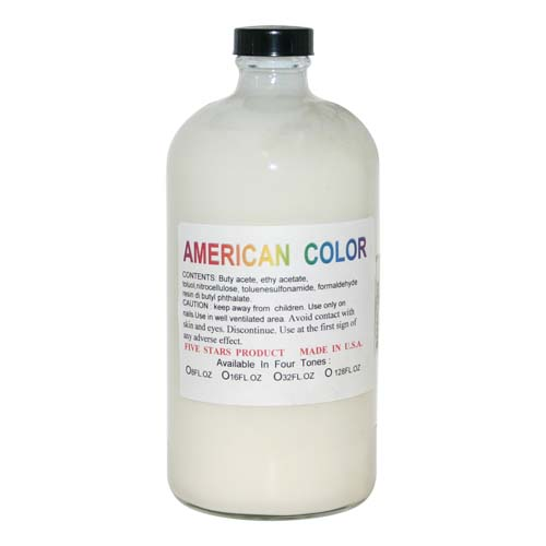 American Color - White - 4oz