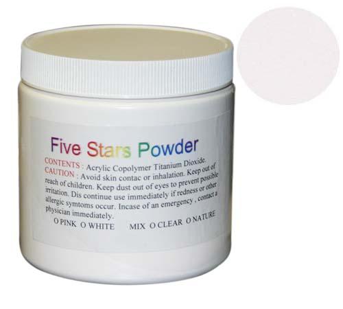 Five Stars Acrylic Powder - Mix - 16 oz